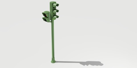 Traffic lights – Resources – Free 3D models for blender, sweethome3d