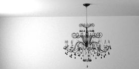 IKEA floor lamp - Holmö