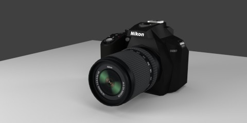 Reflex Camera Resources Free 3d Models For Blender