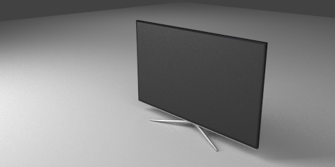 Samsung Tv Resources Free 3D Models For Blender
