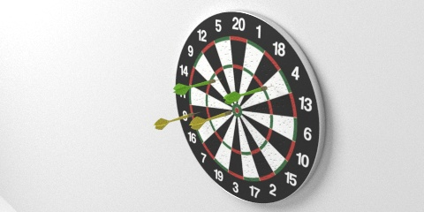 Dart Game Resources Free 3d Models For Blender Sweethome3d And