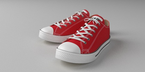 Sneakers – Resources – Free 3D models for blender